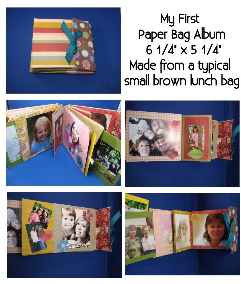 Nancys Paperbag Album